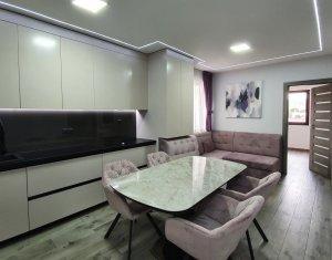 Apartament cu 3 camere LUX in Marasti, bloc nou, zona strazii Fabricii