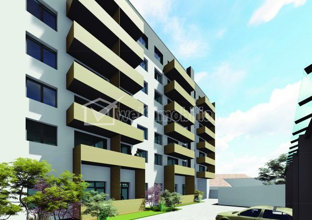 Oferta de top! Apartament 2 camere, 2 bai, terasa, imobil nou in zona centrala