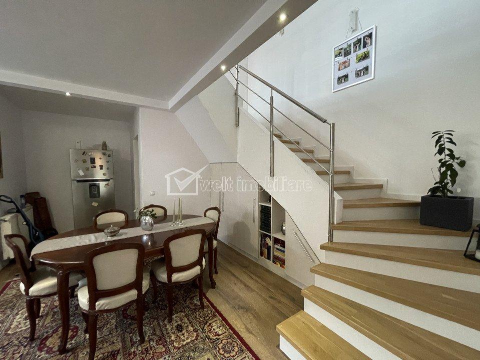 Casa de inchiriat in Gheorgheni, zona Iulius Mall, P+E, 4 camere, 3 bai