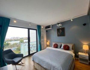 Apartament 2 camere, lux, 45 mp, prima inchiriere, Complex Vivido
