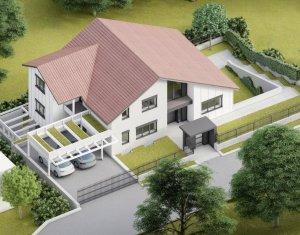 Casa individuala 7 camere, 275 mp, teren 450, Dambul Rotund