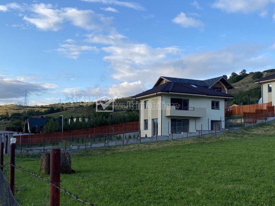 Casa individuala 4 camere, 110 mp utili, 500 mp teren, Popesti
