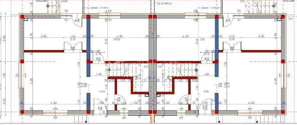 Duplex 4 camere, 114 mp, teren 250 mp, Dezmir