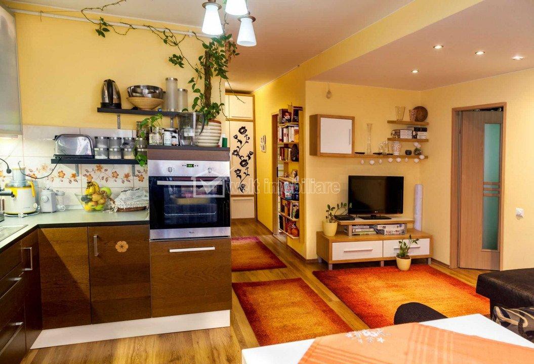 Apartament 3 camere, situat in Floresti, zona Somesului
