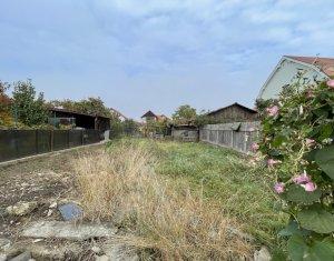 Vanzare teren cu casa demolabila in Marasti, langa Iulius Mall, 500 mp, front 10