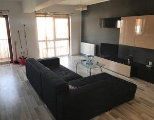 Apartment cu 4 camere de inchiriat, 120 mp, et 1, A. Muresanu