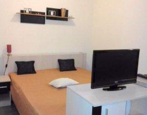 Inchiriere Apartament 1 camera, cu nisa ptr dormit, imobil nou, Zona Iulius Mall