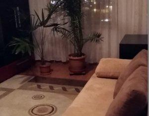 Inchiriere apartament cu 3 camere, decomandat, Manastur