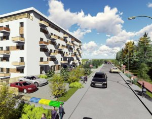 Apartment 2 rooms for sale in Cluj Napoca, zone Floresti