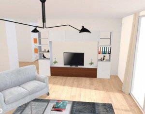 Penthouse 3 camere, complex rezidential de lux, acces facil spre Gheorgheni