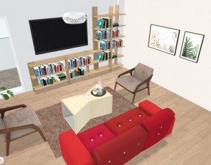 Apartamente 2 camere, bloc tip vila, Borhanci, proiect nou aproape de Gheorgheni