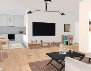 Apartamente cu 2 camere in imobil nou, zona Borhanci