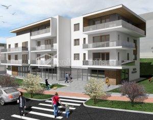 Vanzare apartament 3 camere, Borhanci, terasa 27 mp, acces facil spre Gheorgheni