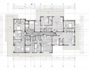 Penthouse 3 camere, la 3 minute de Gheorgheni, terasa 32 mp, zona Borhanci