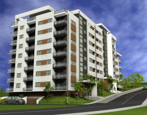 Vanzare apartament de 2 camere cu CF, proiect nou, Calea Baciului