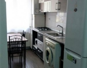 Inchiriere apartament cu 2 camere, 52mp + balcon, Floresti, zona Stejarului