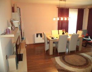 Vanzare apartament 3 camere decomandat, 86mp, Floresti, complex privat