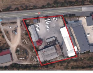 Industrial space for sale in Cluj-napoca, zone Someseni