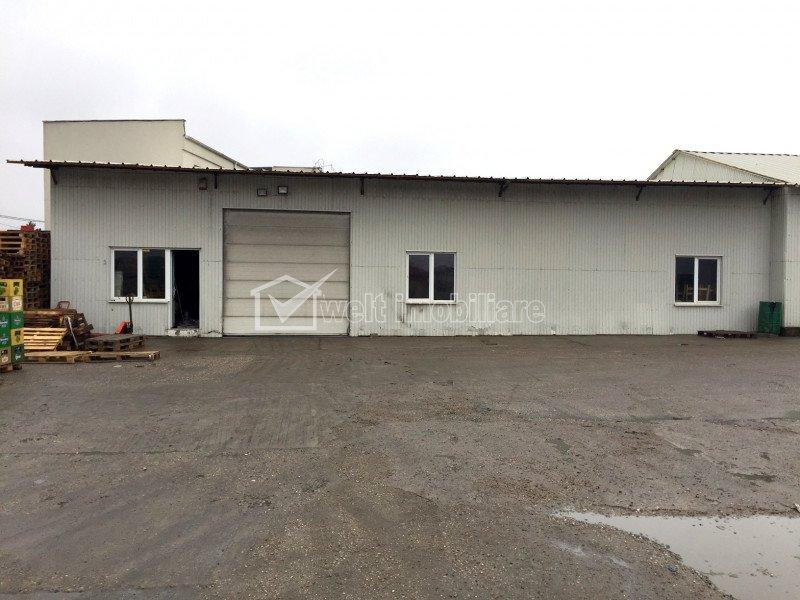 Industrial space for sale in Cluj-napoca, zone Someseni