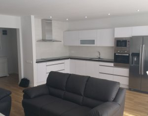 Inchiriere apartament 3 camere, modern, terasa, garaj, boxa, Dorobantilor