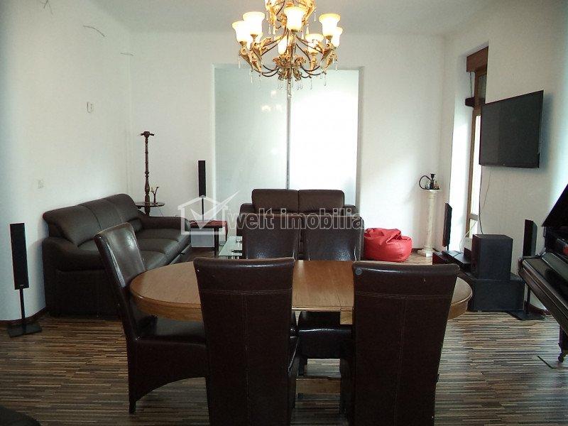 Apartament cu 4 camere, 136mp, etaj 1, zona Piata Muzeului