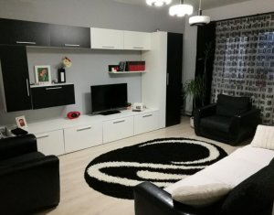 Inchiriere apartament modern cu 3 camere, 2 balcoane, etaj 1, Manastur, Colinei