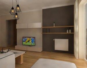 Apartment de inchiriat cu 3 camere, 72 mp, etaj intermediar, Platinia, central