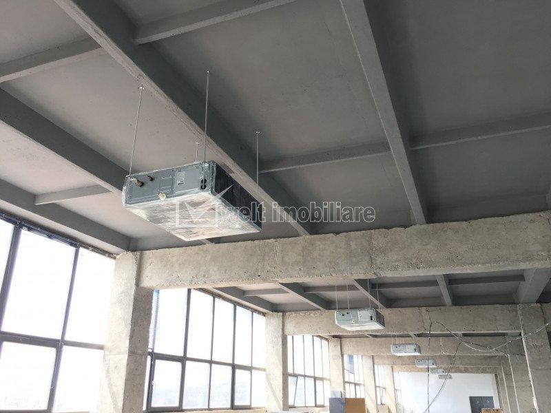 Spatiu birouri 830mp open space in cladire Clasa A, zona Farmec Marasti