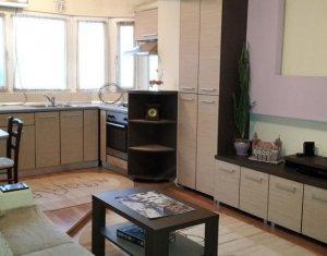 Apartment de inchiriat, 3 camere, 60 mp, Marasti
