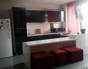 Inchiriere apartament cu 3 camere modern pe 2 nivele in Marasti