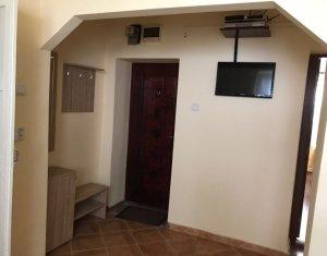 Apartament de inchiriat, 2 camere, 55mp, demisol, central, zona Parcului Central