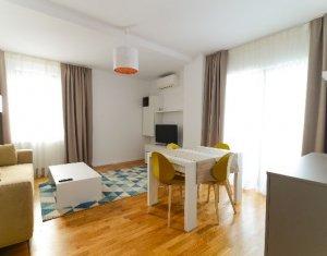 Apartament de lux, 3 camere, complet mobilat si utilat, zona Iulius Mall
