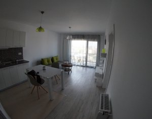 Inchiriez apartament de lux, 2 camere semidecomandate, Buna Ziua