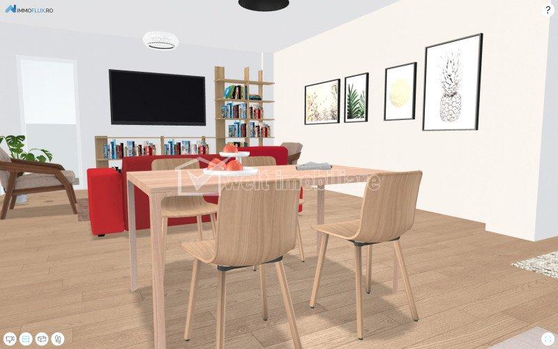Apartment 2 rooms for sale in Cluj-napoca, zone Borhanci