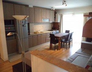 Inchiriere apartament 3 camere, 63mp, Floresti, zona linistita