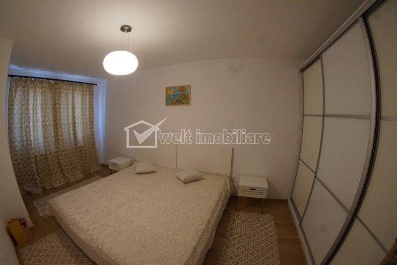 Prima inchiriere, 2 camere, decomandat, mobilat lux, zona Iulius Mall