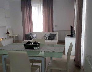 Vanzare apartament 3 camere, Gheorgheni, super finisat, terasa 61 mp, garaj