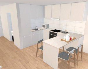 Apartamente 3 camere, proiect nou in zona Borhanci, terasa 23 mp