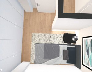 Vanzare apartament 3 camere, Borhanci, terasa 19 mp, acces facil spre Gheorgheni