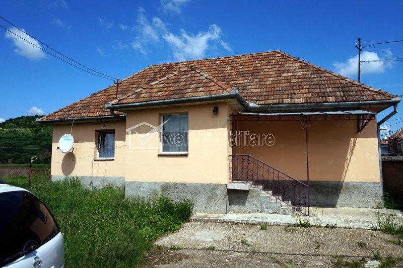 Vanzare casa cu afacere (bar) in Sanpaul, la 20 km de Cluj
