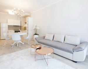 Apartament de inchiriat, 2 camere, 54 mp, parter, Andrei Muresanu