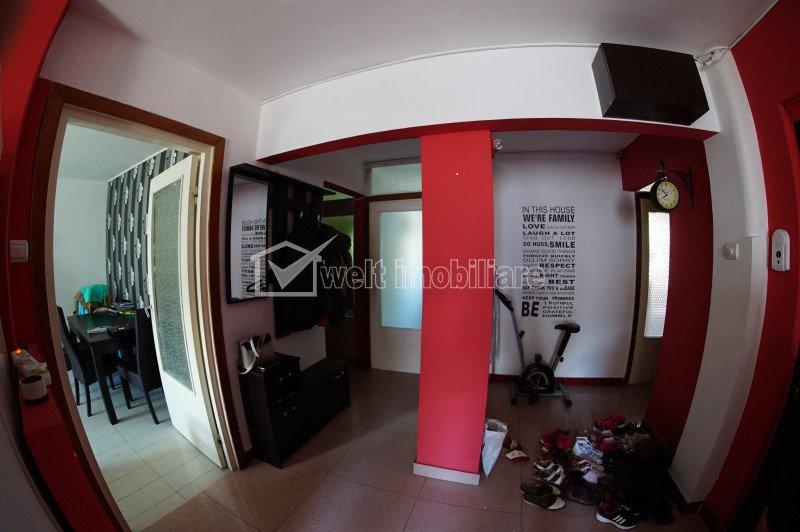 De inchiriat! Apartament 4 camere, 80 mp, Marasti