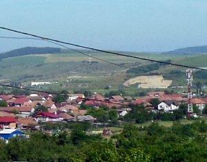 Vanzare teren in Sannicoara, 3500 mp, utilitati, panorama