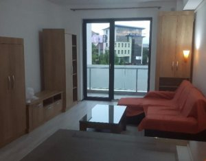 Apartament de inchiriat, 2 camere, 52 mp, etaj intermediar, Andrei Muresanu