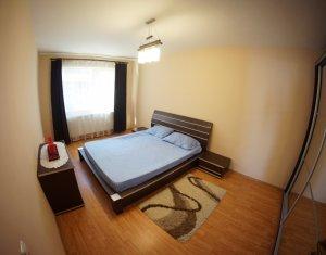 Apartament de inchiriat cu 3 camere, Manastur, bloc nou, 90 mp