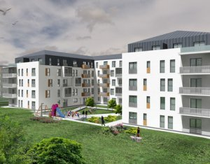 Apartment 1 rooms for sale in Cluj Napoca, zone Floresti