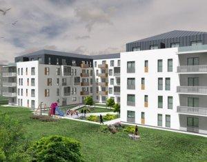 Vanzare apartament 1 camera, in proiect unic,Floresti,zona centrala