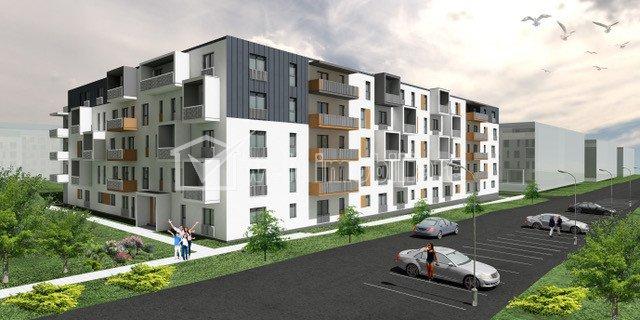 Apartament 2 camere, in proiect unic, Floresti, zona centrala