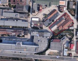 Spatiu industrial zona Clujana piata 1 Mai, teren 3200mp constructii 2000mp