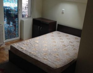 Apartment 1 rooms for rent in Cluj Napoca, zone Intre Lacuri